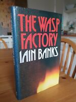 Iain Banks The Wasp Factory First Edition 1984