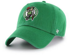 Boston Celtics 47 Brand Clean Up Hat Adjustable Cap