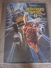 "Disney's Homeward Bound II 27"" x 40"" Double Sided Movie Theater Teaser Poster"