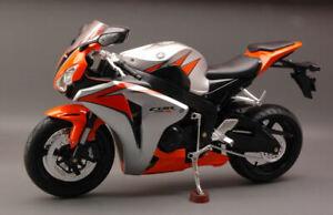 Model motorcycle diecast Motor Bike Honda CBR 1000 RR Scale 1:6 vehicles