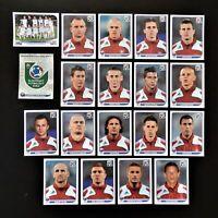 Panini WM 2010 Slowakei Slovakia Mannschaft Team Complete Set World Cup WC 10