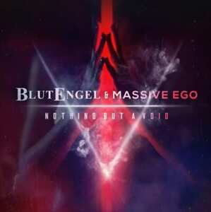 BLUTENGEL + MASSIVE EGO Nothing But A Void MCD Limited Edition NEW .cp