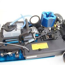 1/10th RCC1083URED Scale 4WD Nitro Powered On-Road Racing Car