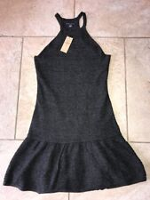 **NEW*NWT*American Eagle Outfitters Dress*XS*Extra Small*Gray/Grey*Sleeveless**
