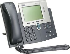 New Cisco Ip Phone 7941 Voip Lcd Display Unified Ip Business Telephone Cp 7941g