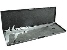 Mess Schieber Präzisions Schieblehre 0 - 300 mm Messwerkzeug Schublehre Chrom
