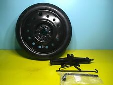 2010 2011 2012 2013 KIA SOUL COMPACT SPARE TIRE WITH JACK KIT