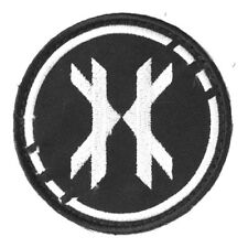 Hk Army Patch W/Hook and Loop Fastener - Circle Icon - Paintball