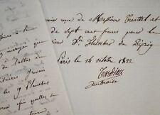 Ambroise Tardieu a pris du retard dans l'exécution de ses planches.