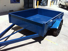 Brand new Box Trailer  THICK FLOOR  8X5FT HDUTY DEEP 8x4 7x5 9x5 also available