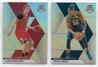 2019-20 Panini Mosaic Basketball SILVER Base - Complete Your Set You Pick!