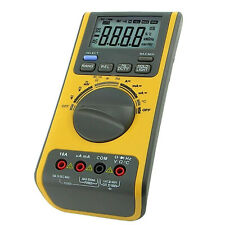 Digital Multimeter Voltmeter Thermometer Ohm Usbcd Bp With Software Amp Usb Cable