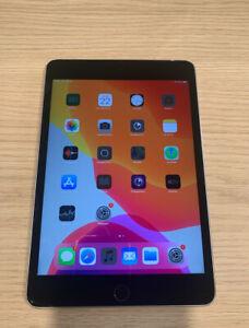 Apple iPad mini 4 - Wi-Fi - Gris sidéral - complet boite + accessoires