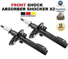 FOR RENAULT MEGANE 2 COUPE CABRIOLET 2003-> NEW FRONT SHOCK ABSORBER SHOCKER X2