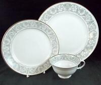 Rosenthal LEONARDO Dinner Plate, Salad Plate, Cup 3008 GREAT CONDITION