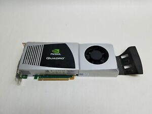 Nvidia Quadro FX 4800 1.5GB GDDR3 SDRAM PCI Express x16 Video Card
