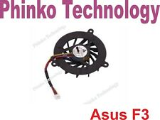 CPU Cooling Fan For Asus F3 F3J F3E F3S F3H F3F F3H F3S