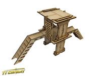 TTCombat - Industrial Hive - INH009 - Industrial Small Platform Set B