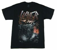 Slayer Ship Motorboat 2015 Black T Shirt New Official Band Merch Event Tour