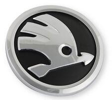 Brand New Skoda Badge Emblem 80mm, For Octavia Fabia Rapid Superb Best Seller