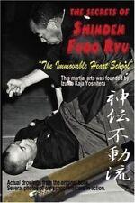 Secrets of Shinden Fudo Ryu Ju Jitsu Book Izuno Yoshiteru authentic ninja jiu