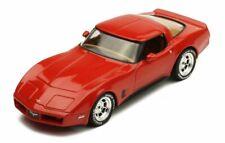 Chevrolet Corvette C3 - 1980 - Red - Ixo