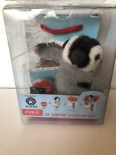 Boyds Coca-Cola Lil' Sumptin' 3-Piece Gift Set - Penguin , Bag and Magnet