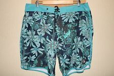 "QUIKSILVER Mens 38"" Waist High Line Boardshorts/Surf/Swim"