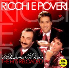 CD Ricchi E Poveri Mamma Maria The Hits Reloaded   CD