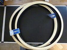 2 nuevos neumáticos Schwalbe crema colores 28x 1 1/2 o 40-635, tipo delta Cruiser