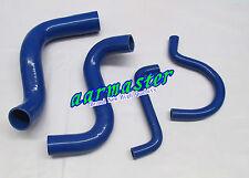 Ford falcon EA-EB 6CYL silicone radiator hose Blue