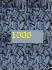 1000 Rouleaux Pour DCA conduit/grip fils Plomb Moule Bleu
