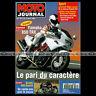 MOTO JOURNAL 1172 YAMAHA TRX 850 SUZUKI 400 BANDIT LACONI ENDURO DU TOUQUET 1995