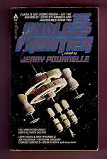 THE ENDLESS FRONTIER (SIGNED Jerry Pournelle, editor/PBO/Man's Ultimate Destiny