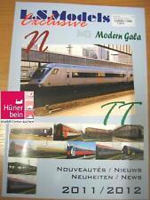 LS Models Katalog 2011/2012 Spur N und Spur TT incl Neuheiten 2012