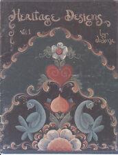 Heritage Designs Vol. 1 by Jo Sonja 1983