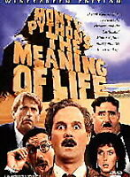 Monty Python's The Meaning of Life (DVD, 1998)