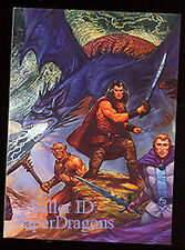 JEFF EASLEY - Metallic Storm Chase Card MS6 - The Realms of TSR 1992, Part 3
