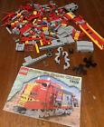 Lego Santa Fe Super Chief 10020 Parts & Instructions