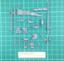Warhammer AOS Empire Free Peoples Demigryph Knights Small Job Lot Y2 A