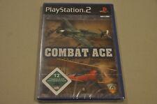 Playstation 2 Spiel - Combat Ace - komplett Deutsch PS2 Neu OVP