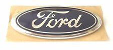 FORD REAR TAILGATE OVAL NAME BADGE EMBLEM COURIER FIESTA MK6 MONDEO MK3 SCORPIO
