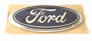 REAR TAILGATE OVAL BADGE EMBLEM COURIER for FORD FIESTA MK6 MONDEO MK3 SCORPIO