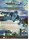 Eagle One Harrier Attack Print Ad Poster Art Playsation Ps1