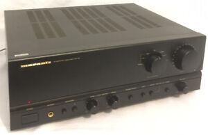 Marantz PM-50 Integrated Amplifier Vintage 1990 Made In Japan