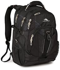 "High Sierra XBT TSA Laptop Backpack Black 20"""