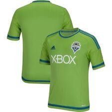 Adidas -Seattle Sounders Futbol Soccer Jersey- XL