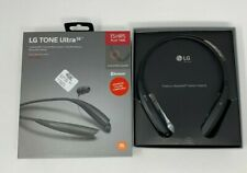 Open Box LG Tone Ultra SE HBS-835S Bluetooth Wireless Stereo Headset- BLACK
