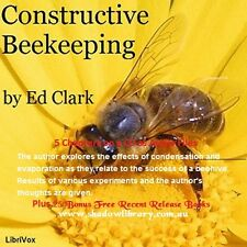CD - Constructive Bee Keeping - eBook & Audio + 25 More