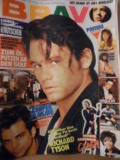 BRAVO 15 - 4.4. 1991 (2) Richard Tyson Kim Appleby D.Bohlen Depp Purple Clash